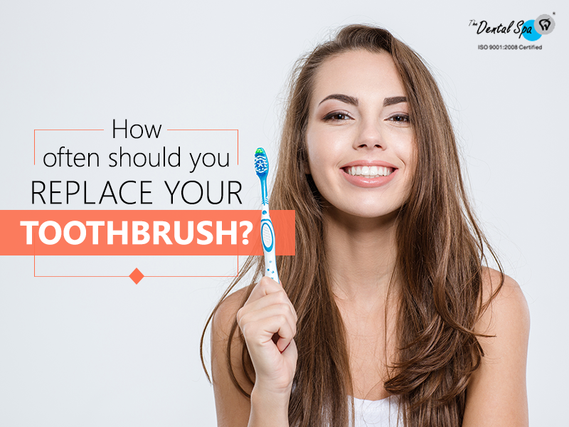 How often should you replace your toothbrush the dental spa for How often should u change your mattress